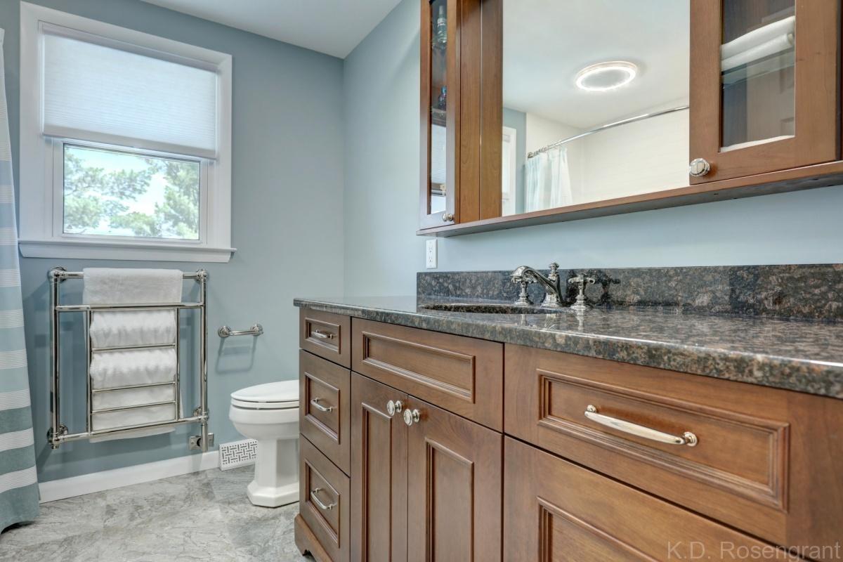 Bathrooms K D Rosengrant Building And Remodeling - Bathroom remodeling business